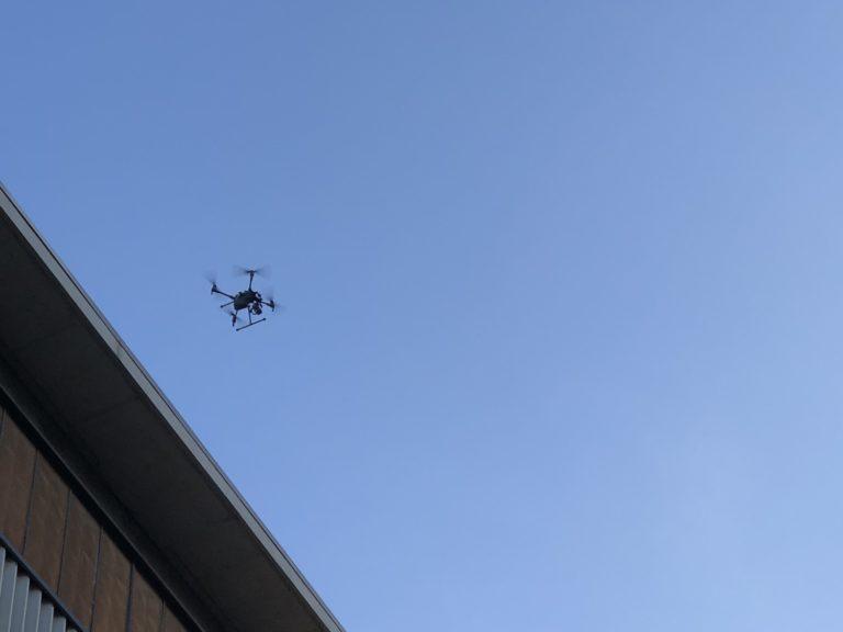 Unite2Build_laserscanning_Drone-inspectie