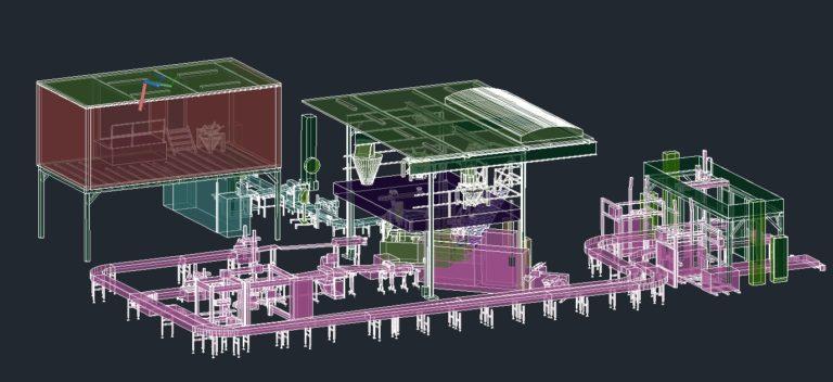 Unite2Build-scan2model-3D-Autocad-model-uit-3D-laserscanning